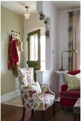 Good glam design 101 - Sarah richardson living room ideas ...