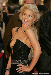 jessica simpson black and white wallpaper