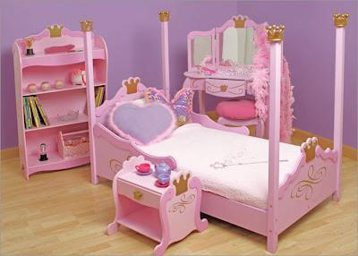Nuestros bebes decoraci n camas para ni as - Decoracion de cunas para nina ...