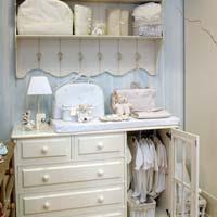 Nuestros bebes decoraci n armarios para bebes - Armarios para ninas ...