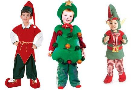 Nuestros bebes disfraces navide os para ni os - Disfraces navidenos originales ...
