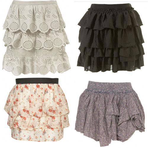 Debajo de faldas de chicas sexis famosas - Modelos de faldas de moda ...