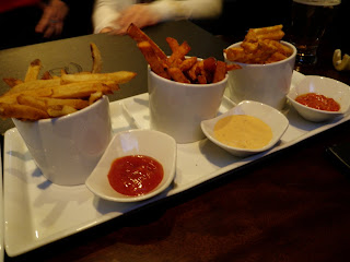 Fries Spectacular Platter