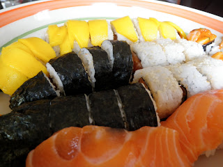 Sushi - Scrumptiously Fit Food
