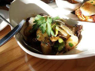 Mushroom Truffle Gnocchi