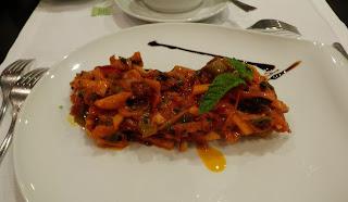 Vegetarian Crostini