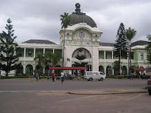 Maputo - Estação de Caminhos de Ferro