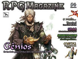 RPG Magazine 4