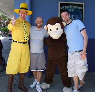 OMG! Curious George!