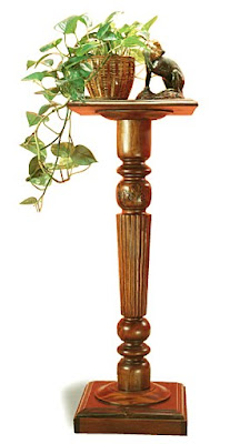 Pedestales - Pedestal para plantas ...