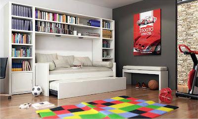 Muebles pr cticos por la decoradora experta 5 camas nido - Camas nido ninos ...