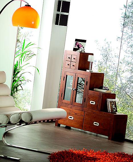 Muebles auxiliares en el sal n - Muebles auxiliares de salon ...