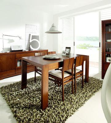Mesas de comedor por la decoradora experta 3 mesas de - Mesas coloniales comedor ...