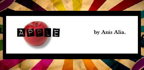 APPLE by AnisAlia
