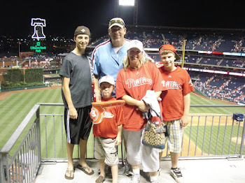 We LOVE the Phillies!