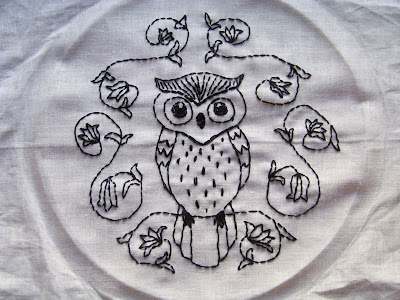 Owl Embroidered Patches, Owl Embroidered Patches Products, Owl