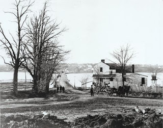 Frederick Douglas Bridge 1850s