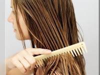 Cara Alami Meluruskan Rambut