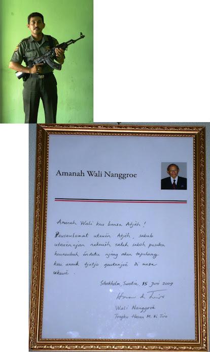 Amanah Wali Nanggroe