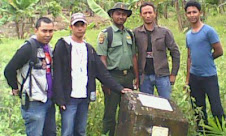 Patroli Batas Kawasan Hutan Aceh