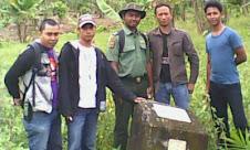 Patroli Batas Kawasan Hutan Aceh