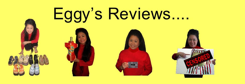 Eggy's Reviews