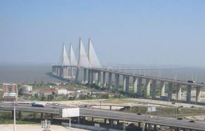 Vasco da Gama Bridge | Longest Bridges In World - Amazing