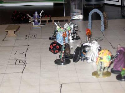 Ocythoid Battle