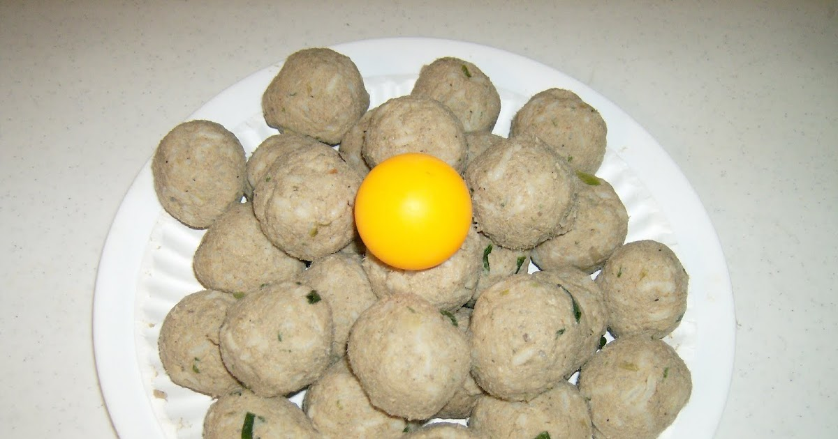 Boudain (boudin) Balls