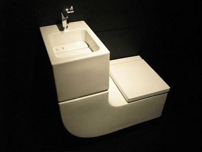 Tecnorapia combo lavamanos retrete ahorrador de agua - Ahorrador de agua ...