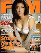CHEQ KAKU (Milano) in FHM Magazine (November 2010)