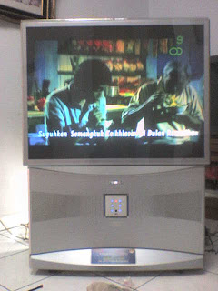 service TV Projection / Proyektor Toshiba