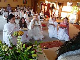 Swami Vishwananda's Birthday 2009