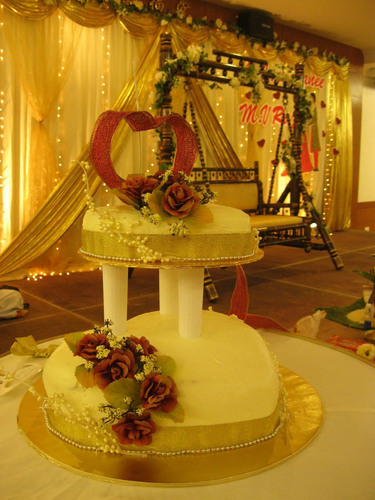 Sweet Temptations Homemade Cakes & Pastry: Wedding Cake