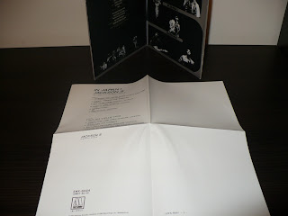 Jackson 5 In Japan! Limited Edition B0003070-02 booklet