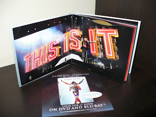 Michael Jackson's THIS IS IT - The Music That Inspired The Movie 88697606742 stick