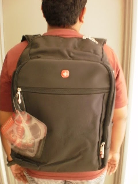 SWISS GEAR LAPTOP BAG ( NEW 01)