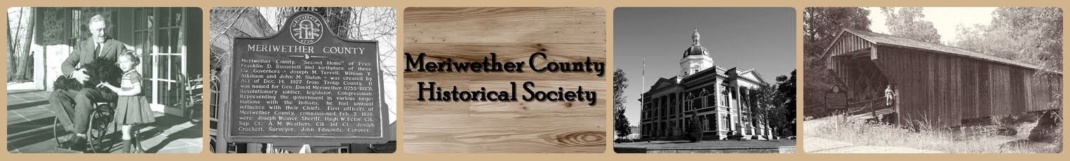 The Meriwether Historical Society