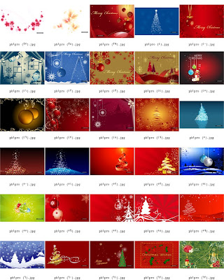 اكبر مجموعة من صور الكريسماس رأس السنة