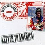 Duke Williams & The  Extremes - Letter To America