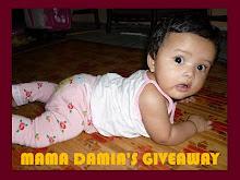 Mama Damia's Giveaway