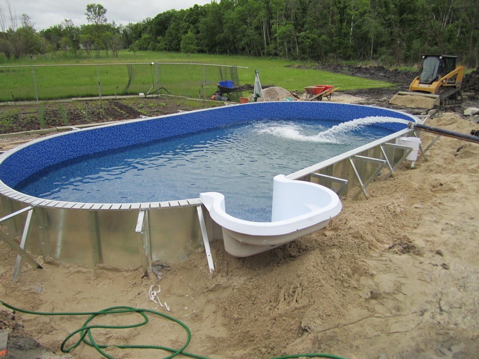 Pictures of 16x32 inground pool joy studio design for Inground pool pics