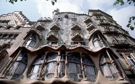 El invento del art nouveau los grandes inventos y Art nouveau arquitectura