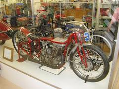 burt munro's bikes