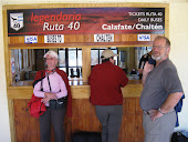 El Calafate bus station