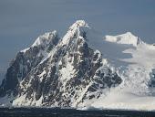 Snow Laced Peaks