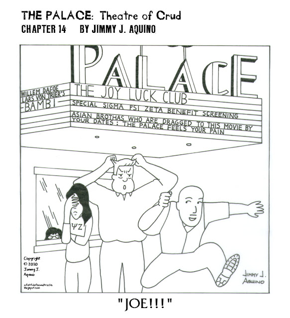 The Palace: Theatre of Crud, Chapter 14 by Jimmy J. Aquino
