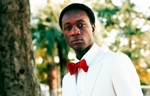 Wow, Aloe Blacc is killin' it as the new star of Doctor Who.