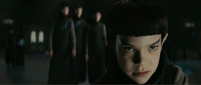 Kid Spock.