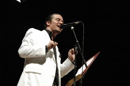 Mike Patton's take on the Danger: Diabolik theme is cool, but can he sing it as Edith Bunker? Because I can.